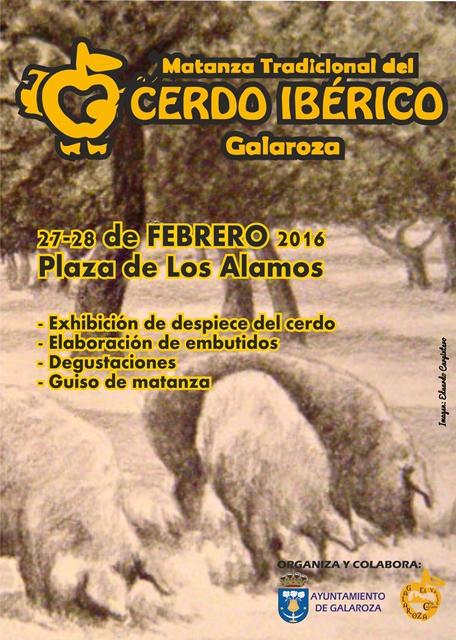 Matanza tradicional del cerdo ibérico en Galaroza